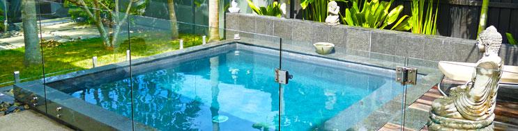 Swimming Pool design in Brisbane and on the Sunshine Coast